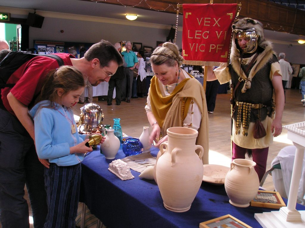 Archaeology Fair, Dunfermline
