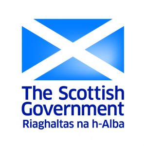 Scottish Government, Riaghaltas na h-Alba Logo